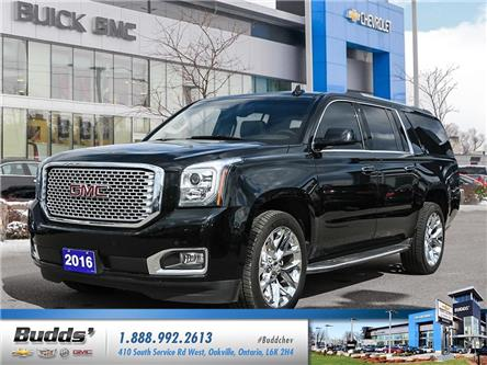 2016 GMC Yukon XL Denali (Stk: R1454A) in Oakville - Image 1 of 25