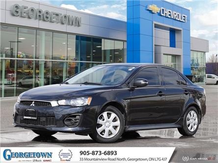 2017 Mitsubishi Lancer  (Stk: 31493) in Georgetown - Image 1 of 27