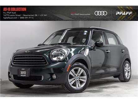 2012 MINI Cooper Countryman Base (Stk: 53531A) in Newmarket - Image 1 of 22