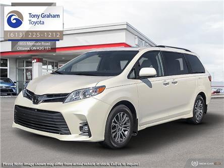 2020 Toyota Sienna XLE 7-Passenger (Stk: 59258) in Ottawa - Image 1 of 21