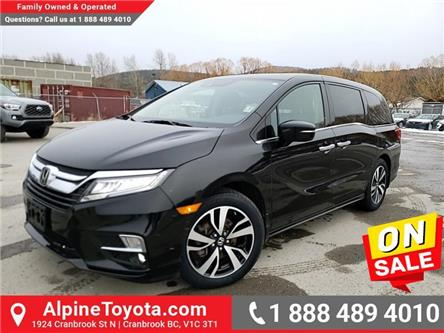 2018 Honda Odyssey Touring (Stk: S726454A) in Cranbrook - Image 1 of 27