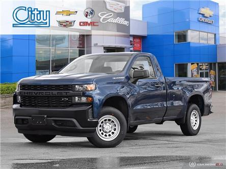 2020 Chevrolet Silverado 1500 Work Truck (Stk: 3032637) in Toronto - Image 1 of 28