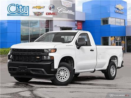 2020 Chevrolet Silverado 1500 Work Truck (Stk: 3032989) in Toronto - Image 1 of 27