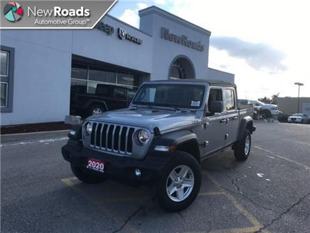 2020 Jeep Gladiator Sport S (Stk: Z19253) in Newmarket - Image 1 of 22