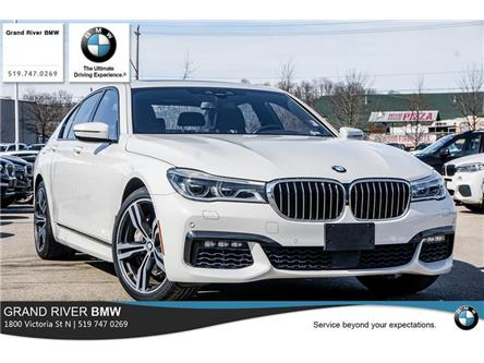 2016 BMW 750i xDrive (Stk: PW5290) in Kitchener - Image 1 of 22