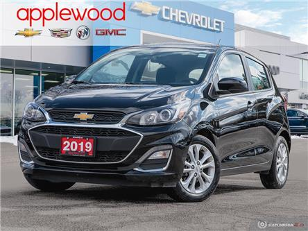 2019 Chevrolet Spark 1LT CVT (Stk: 798432JC) in Mississauga - Image 1 of 25