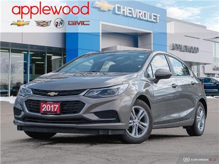 2017 Chevrolet Cruze LT Auto (Stk: 549829P) in Mississauga - Image 1 of 27