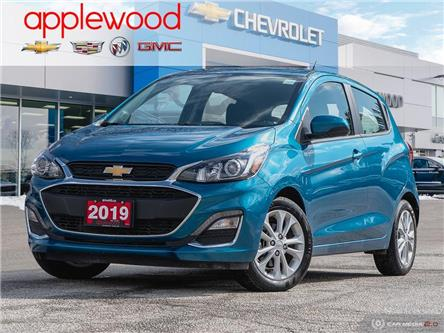 2019 Chevrolet Spark 1LT CVT (Stk: 800237JC) in Mississauga - Image 1 of 25