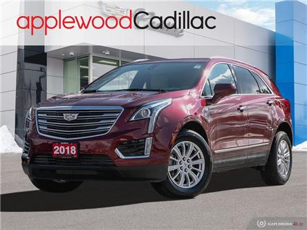 2018 Cadillac XT5 Base (Stk: 122198P) in Mississauga - Image 1 of 27