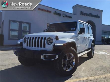 2020 Jeep Wrangler Unlimited Sahara (Stk: W19661) in Newmarket - Image 1 of 22