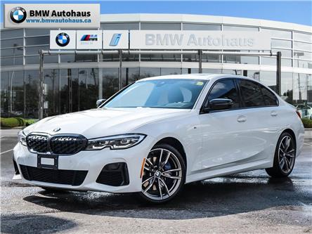 2020 BMW M340 i xDrive (Stk: P9370) in Thornhill - Image 1 of 31