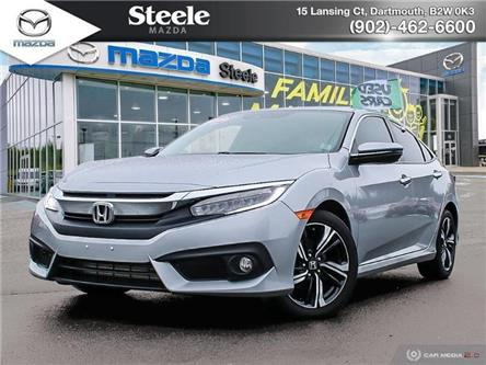 2018 Honda Civic Touring (Stk: M2985A) in Dartmouth - Image 1 of 27