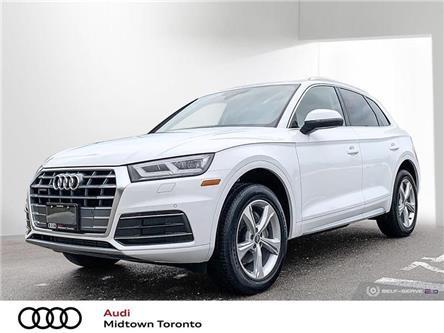 2020 Audi Q5 45 Progressiv (Stk: AU8137) in Toronto - Image 1 of 22