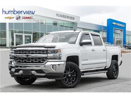 2018 Chevrolet Silverado 1500 1LZ (Stk: SNW7569) in Toronto - Image 1 of 22