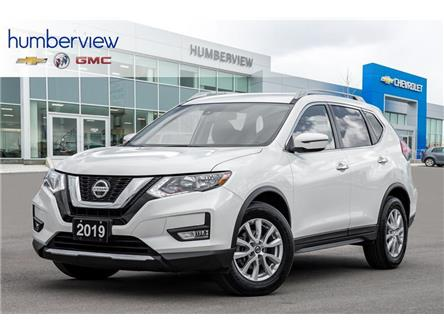 2019 Nissan Rogue SV (Stk: T0K050A) in Toronto - Image 1 of 19