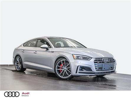 2018 Audi S5 3.0T Technik (Stk: 53243A) in Ottawa - Image 1 of 20
