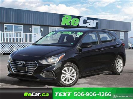 2019 Hyundai Accent Preferred (Stk: 200356A) in Saint John - Image 1 of 22