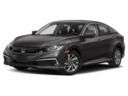 2020 Honda Civic EX (Stk: 20-1027) in Scarborough - Image 1 of 9