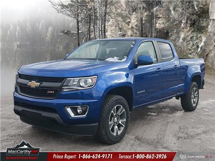 2020 Chevrolet Colorado Z71 (Stk: TL1198500) in Terrace - Image 1 of 13