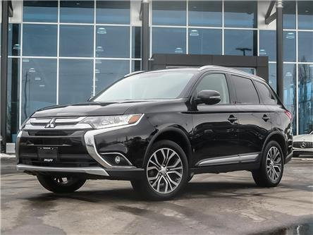 2016 Mitsubishi Outlander ES (Stk: K3971A) in Kitchener - Image 1 of 25