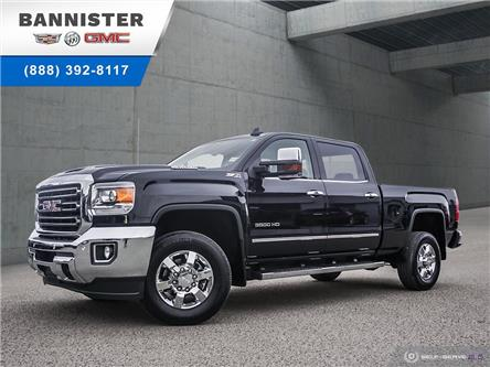 2019 GMC Sierra 3500HD SLT (Stk: P20-414) in Kelowna - Image 1 of 25