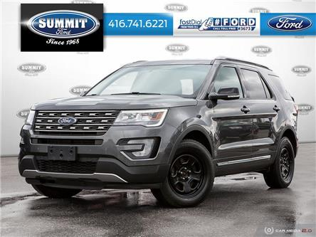 2016 Ford Explorer XLT (Stk: PL21499) in Toronto - Image 1 of 26