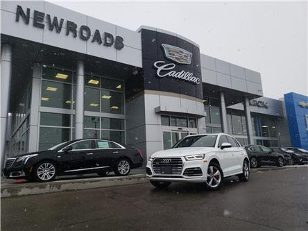 2018 Audi SQ5 3.0T Technik (Stk: F028406A) in Newmarket - Image 1 of 11