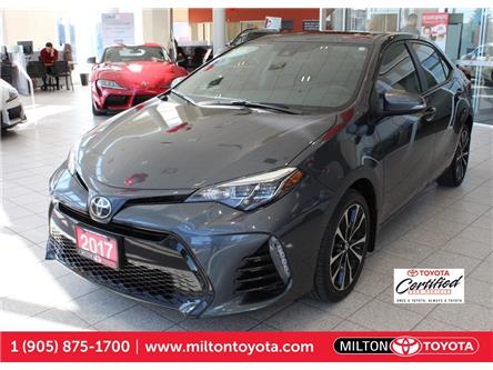2017 Toyota Corolla SE (Stk: 768572A) in Milton - Image 1 of 38