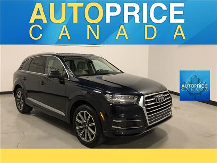 2017 Audi Q7 3.0T Technik (Stk: B0889) in Mississauga - Image 1 of 30
