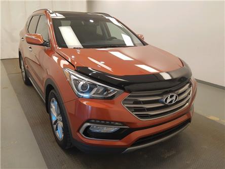 2017 Hyundai Santa Fe Sport 2.0T SE (Stk: 214982) in Lethbridge - Image 1 of 28