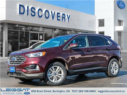 2020 Ford Edge SEL (Stk: ED20-65220) in Burlington - Image 1 of 17
