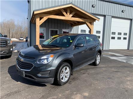 2017 Chevrolet Equinox LS (Stk: 19203A) in Sussex - Image 1 of 11