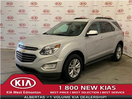 2017 Chevrolet Equinox LT (Stk: 7459) in Edmonton - Image 1 of 25
