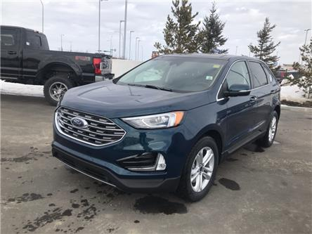 2020 Ford Edge SEL (Stk: LED015) in Ft. Saskatchewan - Image 1 of 22