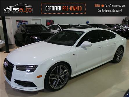 2017 Audi A7 3.0T Technik (Stk: NP0963) in Vaughan - Image 1 of 28