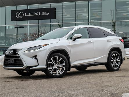 2017 Lexus RX 350  (Stk: 12890G) in Richmond Hill - Image 1 of 23