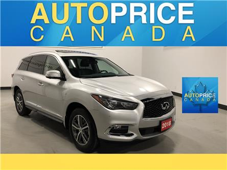 2018 Infiniti QX60 Base (Stk: W0898) in Mississauga - Image 1 of 29