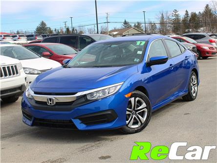2017 Honda Civic LX (Stk: 200440A) in Fredericton - Image 1 of 11