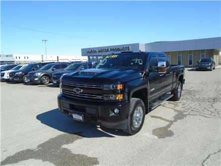 2018 Chevrolet Silverado 3500HD LTZ (Stk: 78874) in Exeter - Image 1 of 28