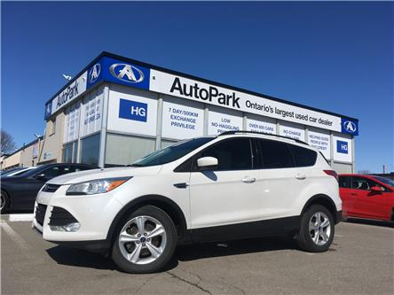 2016 Ford Escape SE (Stk: 16-70537) in Brampton - Image 1 of 26