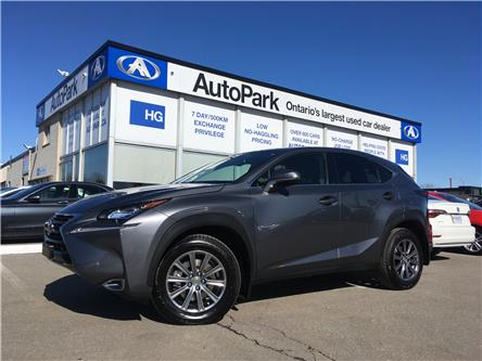 2017 Lexus NX 200t Base (Stk: 17-04876) in Brampton - Image 1 of 26