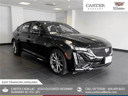 2020 Cadillac CT5 Sport (Stk: C0-58300) in Burnaby - Image 1 of 23