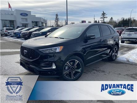 2020 Ford Edge ST (Stk: L-450) in Calgary - Image 1 of 7