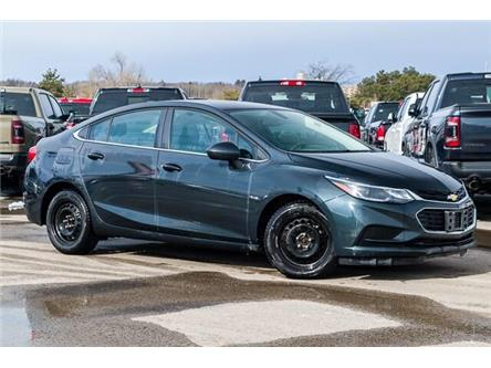2018 Chevrolet Cruze LT Auto (Stk: 27353UX) in Barrie - Image 1 of 29