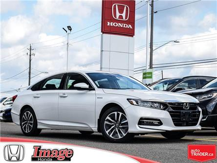 2020 Honda Accord Hybrid Base (Stk: 10A490) in Hamilton - Image 1 of 21