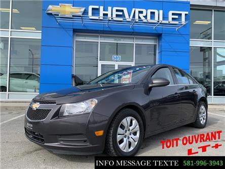 2014 Chevrolet Cruze 1LT (Stk: 20109A) in Ste-Marie - Image 1 of 24