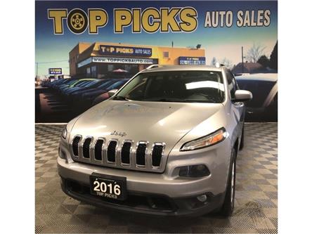 2016 Jeep Cherokee North (Stk: 100698) in NORTH BAY - Image 1 of 26