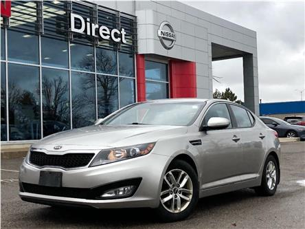 2013 Kia Optima CERTIFIED | NO ACCIDENTS (Stk: N4338A) in Mississauga - Image 1 of 17