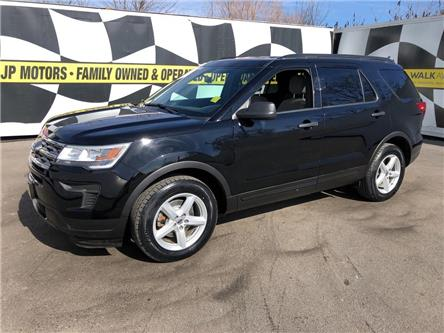 2018 Ford Explorer Base (Stk: 49033) in Burlington - Image 1 of 26