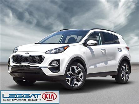 2020 Kia Sportage EX (Stk: 2A6015) in Burlington - Image 1 of 23